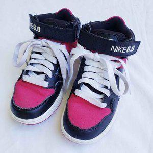 NIKE 6.0 Mogan Mid Girls' Hi-Top Sneaker